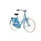 Ortler Van Dyck City Bike Women teal